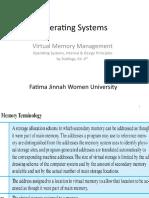 OS - 8Virtual Memory