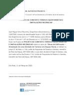 Declaracao - AUTOR DO PROJETO - Termico + avac_signed