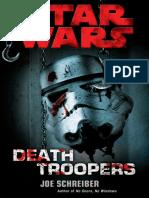 Star Wars Death Toopers - Joe Schreiber.epub