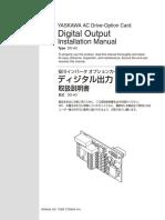 Yaskawa AC Drive Option Card