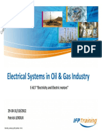 electrical system in oil and gas by IFP.pdf