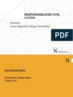 1 Clase Introductoria- Responsabilidad Civil LAVF