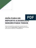 GUÍA_Reparto seguro_delivery