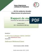 Rapport Saidal sami