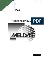 Meldas c6-c64 Network Manual