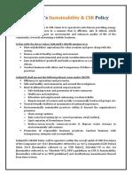 IOC_S&CSR_Policy