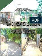 PLAN DE DESARROLLO COMUNAL BARRIO LA ESMERALDA 2020 (2)