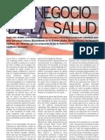 Reportaje Sanidad the End