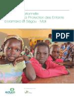 Analyse Situationnelle des droits de l'enfant au Mali