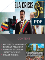 venezula crisis