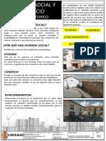 proyecto vivienda social