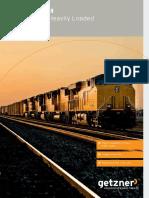 Brochure Heavy Freight Solutions for Heavily Loaded Rail Tracks En