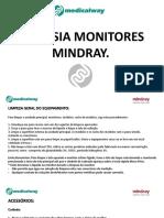 ASSEPSIA MONITORES MINDRAY