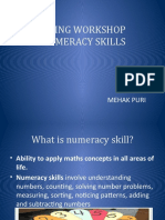 What is numeracy skill.pptx