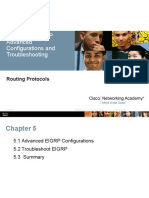 Chapter 5 EIGRP Advanced Configurations and Troubleshooting.pptx