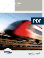 Brochure Under Sleeper Pads for Ballasted Track En