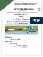 Projet Management de Qualité