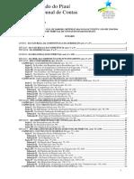 Regimento Interno TCE Pi (Atualizado 09.03.2020)
