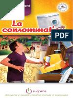 Fiches Pédagogiques Consommation e-graine