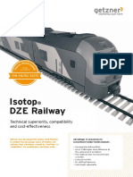 One Pager DZE Railway En