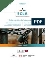 ECLA-Habeas-Corpus