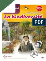 Fiches pédagogiques e-graine biodiversité