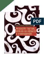 Produção textual análise de gêneros e compreensão