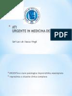 curs  1 ATI MD VI