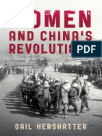 (Critical Issues in World and International History) Gail Hershatter - Women and China's Revolutions-Rowman & Littlefield Publishers (2019)