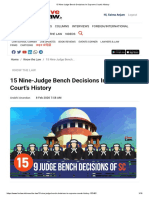 15 Nine-Judge Bench Decisions In Supreme Court's History.pdf