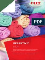 Colour shade card Bezaktiv-V