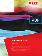 Colour shade card Bezaktiv-S
