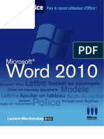 Word 2010 guide