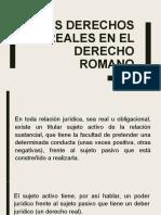 5 Los Derechos reales en el Derecho romano (2).pptx