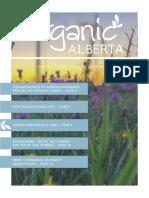 Organic Alberta Spring 2020 Magazine