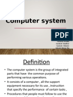 Presentation(computer system)