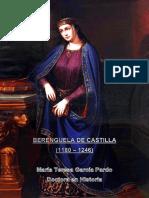 (1180 – 1246) Berenguela de Castilla