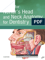 MCQs for Netters Head and Neck Anatomy for Dentistry