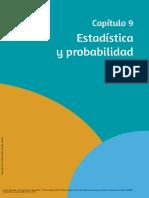 Capítulo 9 Estadística probabilidad)