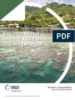 EIA-training Manual.pdf