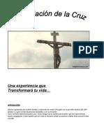 RESUMEN REVELACIÓN DE LA CRUZ