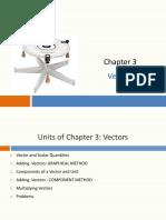 Chapter 3 2018 Kreane 1992 Vectors