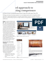 Pipelines International - A structured approach to demonstrating competence