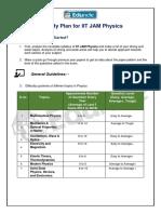 Study plan for IIT JAM Physics.pdf