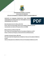 Cloroquina - Proposta Profilaxia Cloroquina - Pessoal Da Saúde v01 de 02-04-2020.PDF.pdf