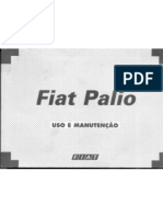 Manual Palio 1997