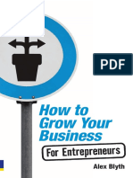 Alex Blyth - How to Grow Your Business - For Entrepreneurs-Pearson Business (2009)