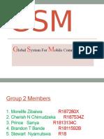 GSM. technology full explained By Morelife Zibayiwa (MSU - ZImbabwe)