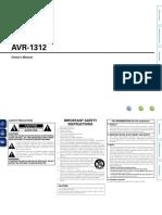 DENON AVR-1312.pdf