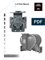 Installation & Parts Manual M-MA METERS